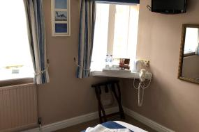Double Room with Shower, Bramblewick