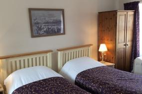 Deluxe Twin Room, The Buttery