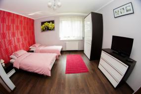Pokój Dwuosobowy z 1 lub 2 łóżkami i wspólną łazienką, Villa Hof