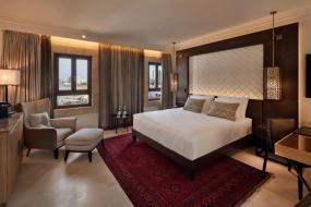Двухместный номер Делюкс с 1 кроватью, The Setai Tel Aviv