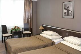 Pokój typu Standard z 2 łóżkami pojedynczymi, Hotel Ikar
