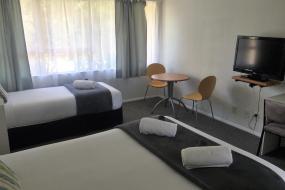 Twin Studio, Fairway Motel & Apartments
