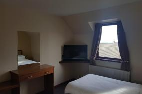 Twin Room, Station Hotel
