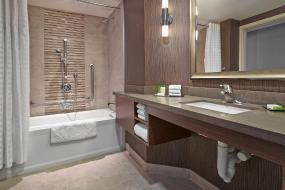 King Room Mobility Accessible, DoubleTree by Hilton West Edmonton