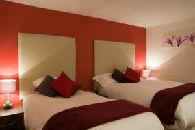 Twin Room, Haveli Hotel
