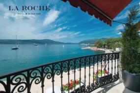 Люкс Делюкс с 2 спальнями и видом на море, Boutique Hotel La Roche