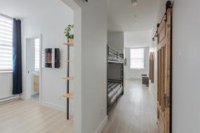 One-Bedroom Apartment, Les Lofts Ste-Anne