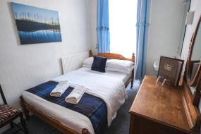 Double Room with Private External Bathroom, St Athans Hotel