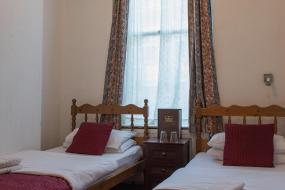 Twin Room with Private External Bathroom, St Athans Hotel