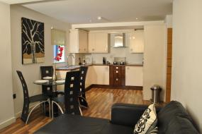 One-Bedroom Apartment (2 Adults), Dreamhouse Apartments Manchester City West