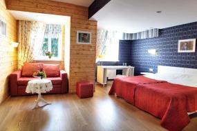 Большой двухместный номер с 1 кроватью,  Бутик-отель
