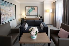 Apartament typu studio (2 osoby dorosłe), Benefis Boutique Hotel