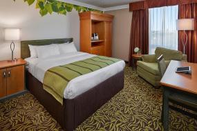 Queen Room, Varscona Hotel on Whyte