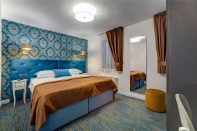 Двухместный номер с 1 кроватью или 2 отдельными кроватями, Hotel Skradinski Buk
