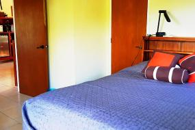 Deluxe Double Room with Balcony and Sea View, The Dudek's Nest B&B