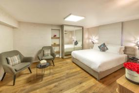 Улучшенный семейный номер, Margosa Hotel Tel Aviv Jaffa