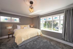 Superior King Room, Harwood House B&B