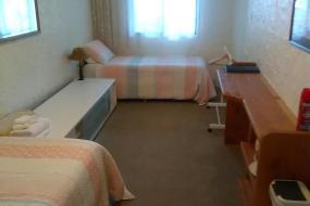 Economy Twin Room with View, La Casa Te Puru Lodge