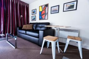 Superior One-Bedroom Apartment, The Whistler Holiday Apartments