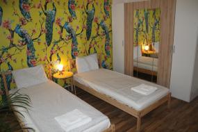 Двухместный номер с 2 отдельными кроватями, Pension Wienderland