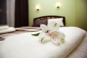 Двухместный номер с 1 кроватью, Отель Чайка
