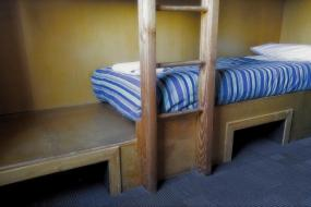 Bed in 4-Bed Mixed Dormitory Room, Zula Lodge
