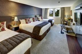 Family Deluxe Room Non-Lakeview, Heritage Queenstown
