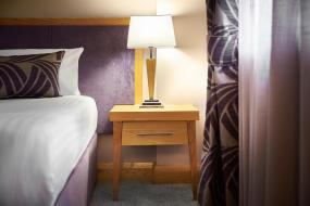 Twin Suite, The Suites Hotel & Spa Knowsley - Liverpool by Compass Hospitality