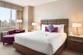 Coast Premium King Bed Suite, Coast Edmonton Plaza Hotel by APA
