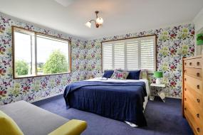Deluxe Double or Twin Room with Mountain View, Two Stories
