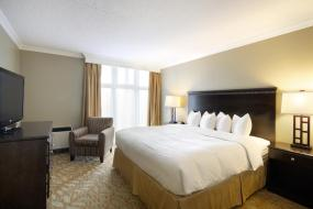 One-Bedroom King Suite - Non-Smoking, Ramada by Wyndham Cornwall