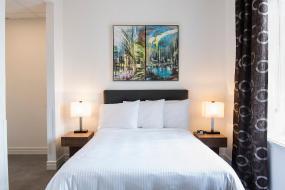 Economy Double Room, Hotel Manoir Morgan