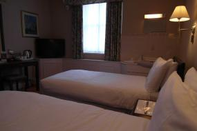 Family Room with Double and Two Single Beds, Best Western The George Hotel, Swaffham