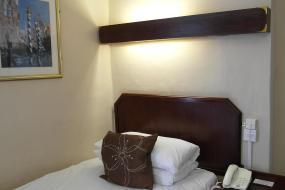 Standard Single Room, Best Western The George Hotel, Swaffham