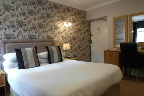Double Room, Best Western The George Hotel, Swaffham
