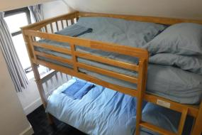 Mixed Dormitory Room, Torrin Bunkhouse