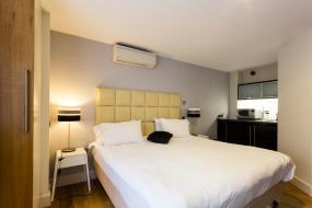 Deluxe Double Room, Ethos Hotel