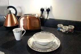 Studio, James Reckitt Library Serviced Apartments - Hull Serviced Apartments HSA