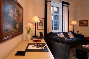 Президентский люкс, Гостиница Астория Rocco Forte