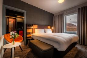 Deluxe Double Room, Sligachan Hotel