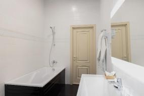 Двухместный номер Делюкс с 1 кроватью и ванной, Калина отель