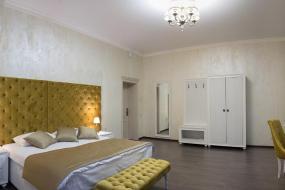 Двухместный номер с 1 кроватью и гидромассажной ванной, Калина отель