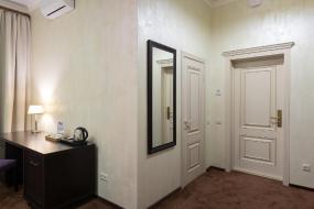 Двухместный номер Делюкс с 1 кроватью, Калина отель