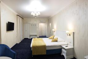 Двухместный номер Делюкс с 1 кроватью или 2 отдельными кроватями, Калина отель