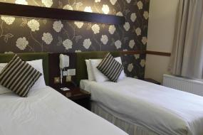 Standard Twin Room, Best Western The George Hotel, Swaffham