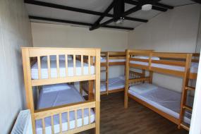 4-Bed Dormitory Room, The White Horse Inn Bunkhouse
