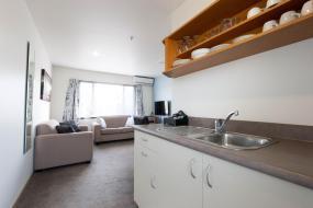 Two-Bedroom Apartment, Riccarton Motor Lodge