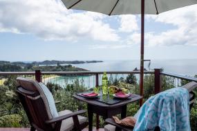 King Suite with Ocean View, Te Koha Lodge
