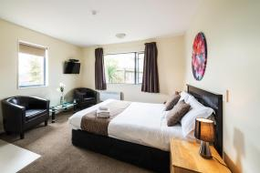 Queen Room - Disability Access, 123 Motel