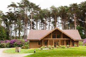 Three-Bedroom Chalet, The Dorset Resort